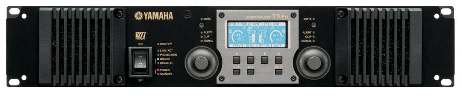 2Ch TXn Series 2000W @ 4 Ohms DSP Power Amplifier for MY Card