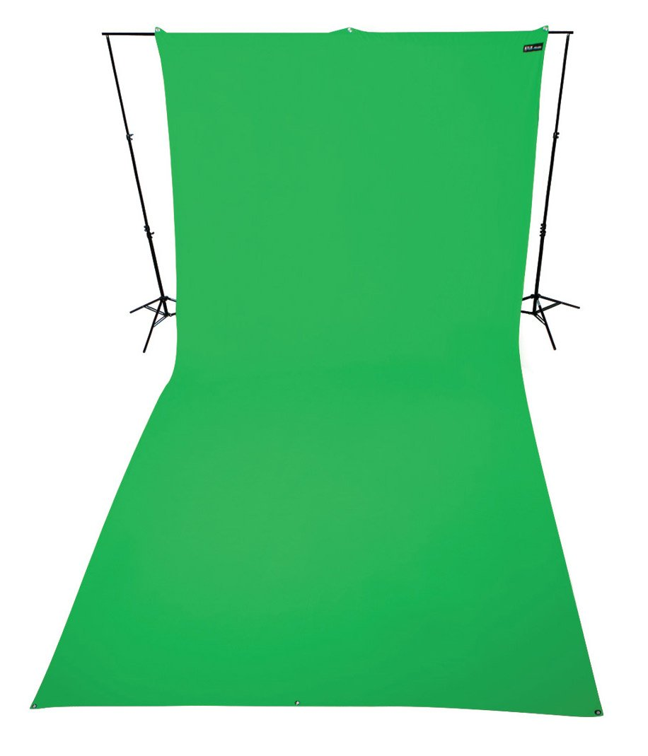 9ft x 20ft Green Screen Backdrop