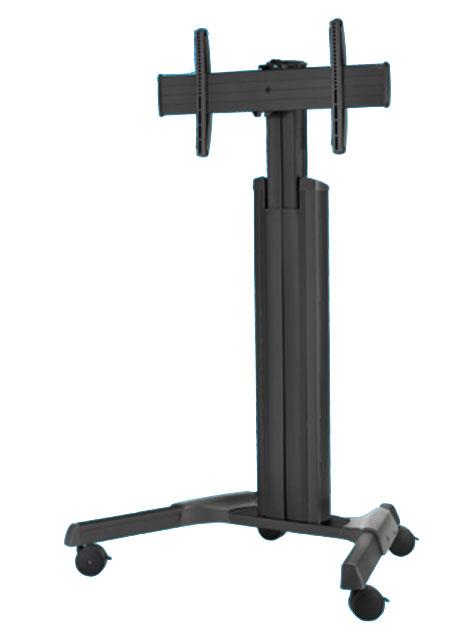 Adjustable Mobile Cart Pro for Mondopad in Black