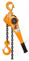 Half-Ton Leva-Lift Ratchet Chain Hoist for GEO D10