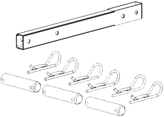 Long Extension Bar for GEO D10