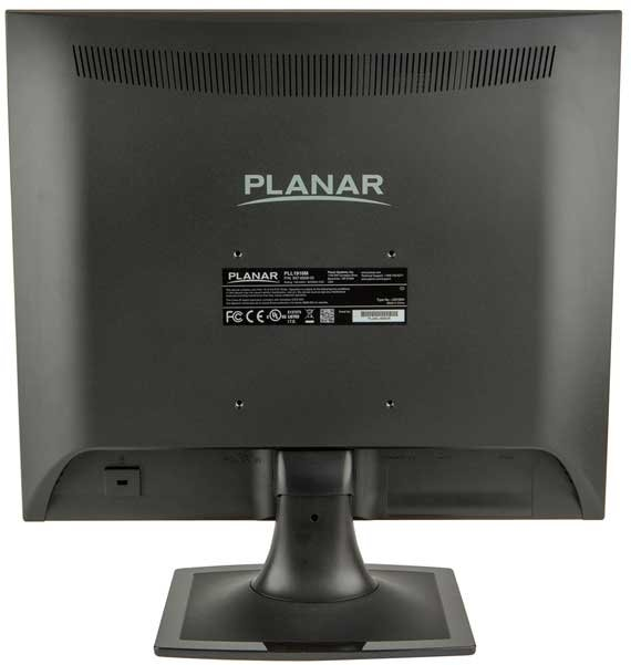 """19"""" LED LCD Monitor with VGA & DVI Inputs, Integrated Speakers"""