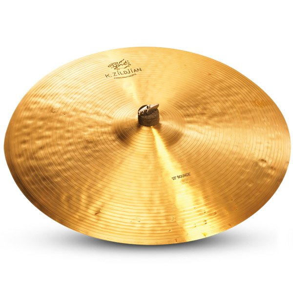"22"" K Constantinople Bounce Ride Cymbal"