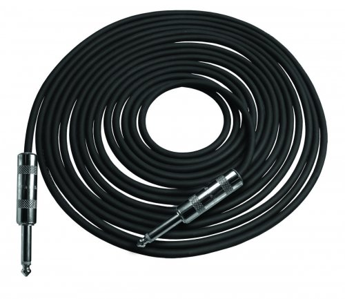 "10 ft. StageMASTER 18 AWG Speaker Cable with 1/4"" Phone Plugs"