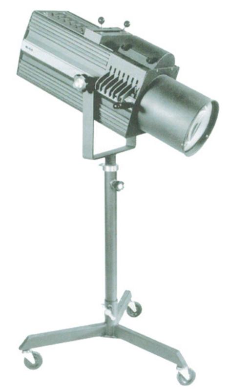 Lycian Stage Lighting 1206 Midget 1K Follow Spot 1206
