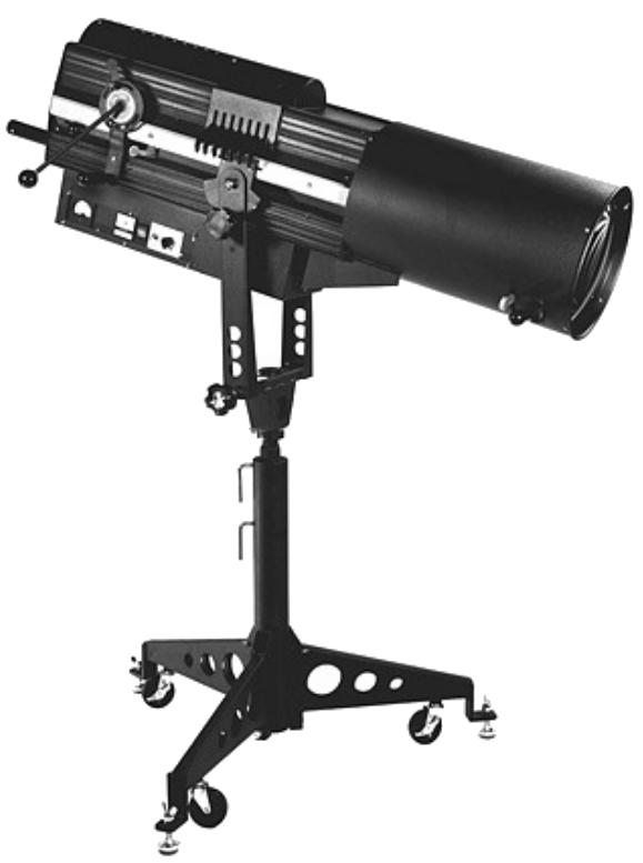 Model 1267 400W Long Throw Follow Spot