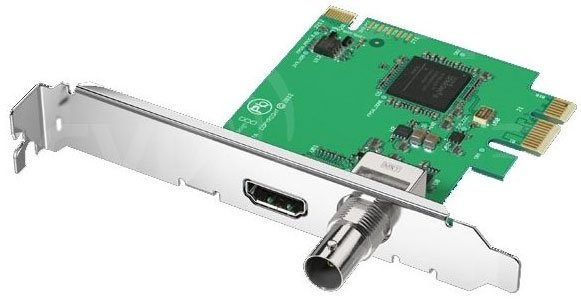 SD/HD Video Recording PCI-E Card