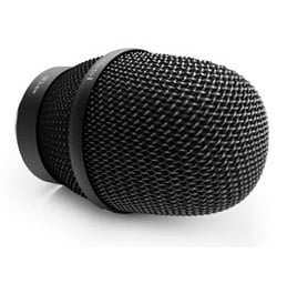 DPA Microphones FA4018VSE2-EWB d:facto Handheld Microphones Supercardioid Vocal Handheld Microphone with SE2-ew Adapter FA4018VSE2-EWB