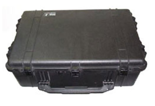 Carrying/Shipping Case with custom foams for JonyPrompter