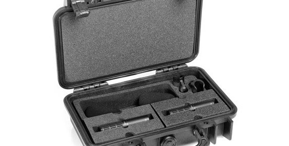 Stereo Matched Pair of 2011C Compact Cardioid Microphones