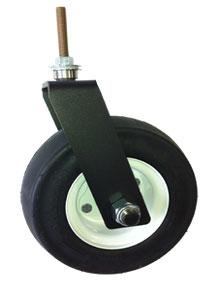 "9"" Pneumatic Wheel/Tire (Slick)"