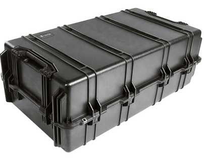 Transport Case Without Foam, Black