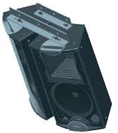 Adjustable Rigging Beam for Apogee AFI-3, AFI-4 Loudspeakers