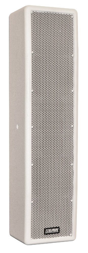 150W Two-way Passive Column Speaker in White