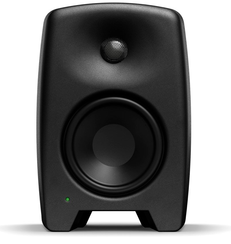 "Active Two-Way 80 W Monitor with 5"" Woofer"