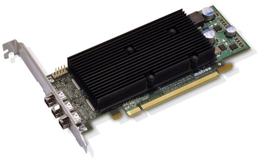LP PCIe x16 Triple Graphics Card