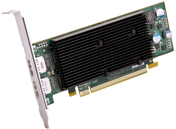 LP PCIe x16 Dual Graphics Card