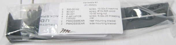 Middle Atlantic Products 91-00220 Middle Atlantic Drawer Hardware Kit 91-00220