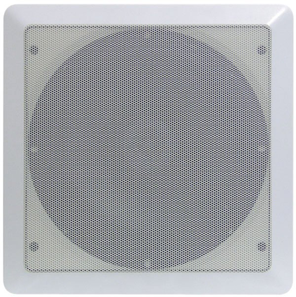 "6.5"" Ceiling Speaker with Square Baffle"