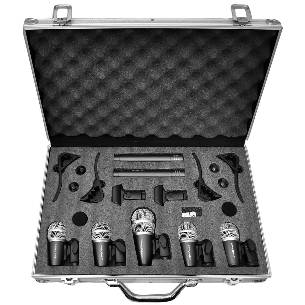 Drum Kit Microphone Set of 7