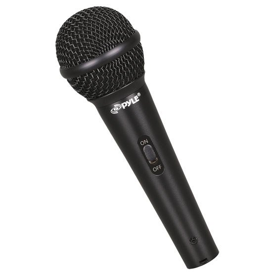 Dynamic Cardioid Handheld Microphone with Clips