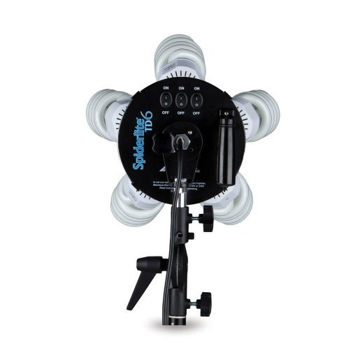 1200W Spiderlite TD6 Medium Daylight Deluxe Kit
