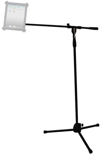 Tripod Base iPad/Microphone Stand