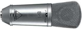 Single Diaphragm Condenser Microphone