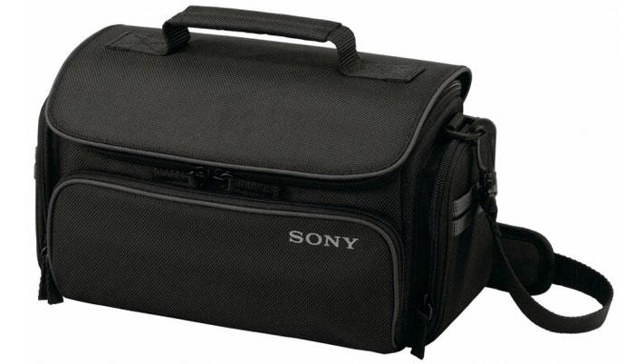 Black U30 System Soft Case for Camera/Camcorder