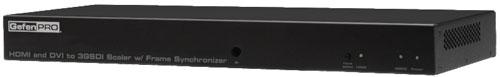 HDMI and DVI to 3G-SDI Scaler