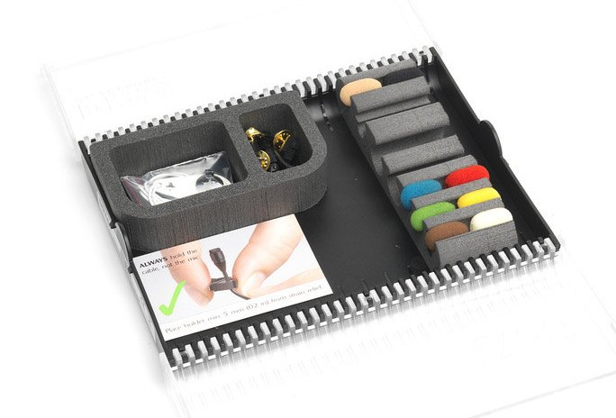 Accessory Kit for the Mini Mic