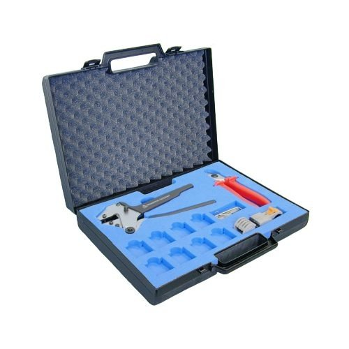 Neutrik CAS-BNC-T  BNC Tool Kit with Case CAS-BNC-T