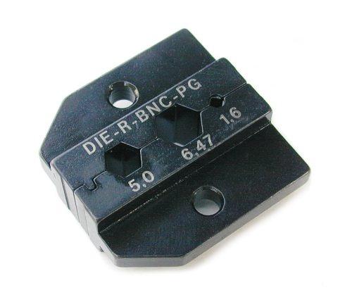 Die for HX-R-BNC Crimp Tool