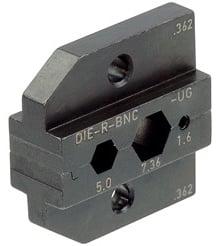 Neutrik DIE-R-BNC-UG  Die for HX-R-BNC Crimp Tool  DIE-R-BNC-UG