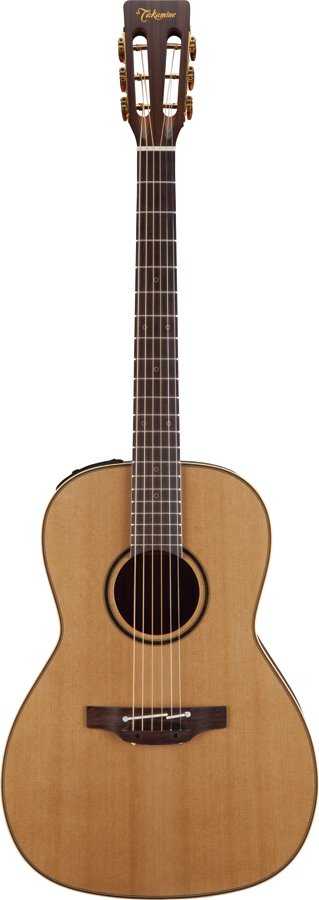 Pro Series 3 Satin Natural New Yorker Acoustic/Electric Guitar with CT4B-II Preamp