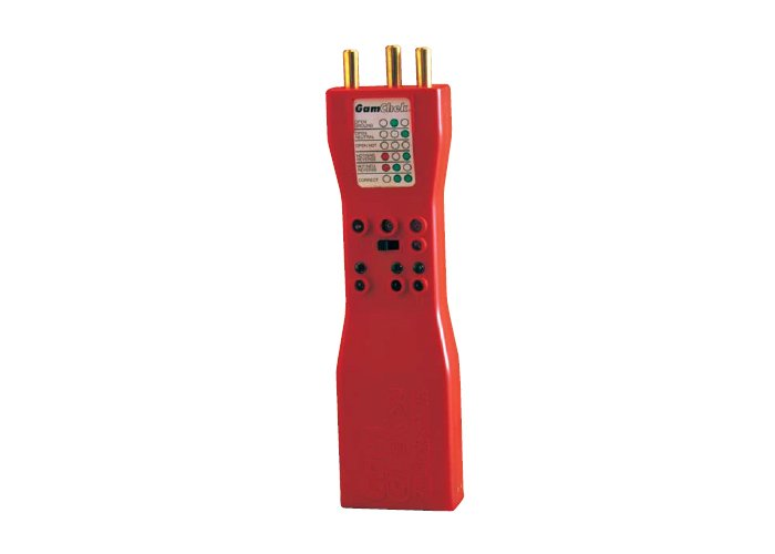 GAMCHEK 3-in-1 Electrical Tester