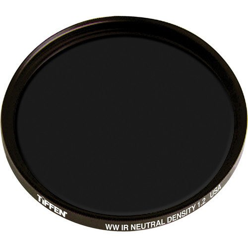 82mm Solid Neutral Density Infrared (IR) 1.2 Filter
