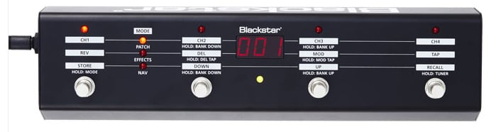 Blackstar Amps FS-10 Footswitch for ID:Series Amplifiers IDFS10