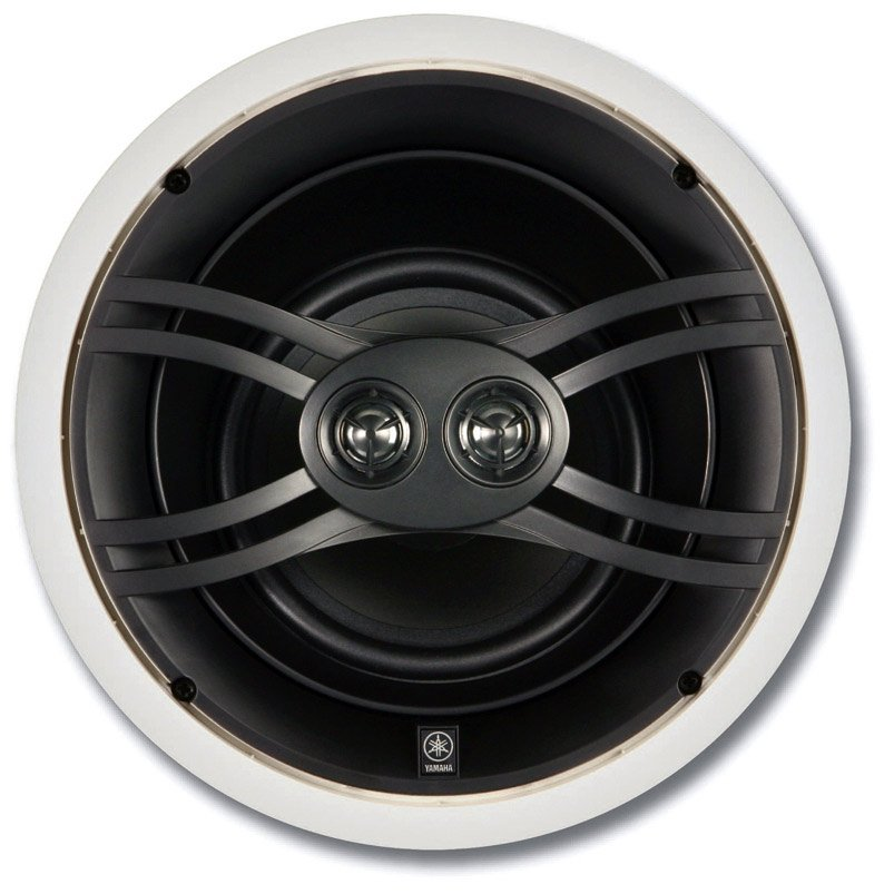 In-Ceiling Speaker in White Finish