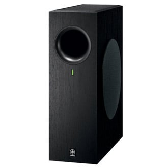 "6.5"" 100 Watt Subwoofer in Black"