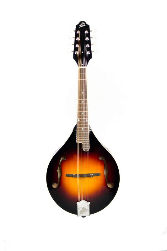 Performer Series Gloss Vintage Sunburst A-Style Mandolin with Hand-Carved Top
