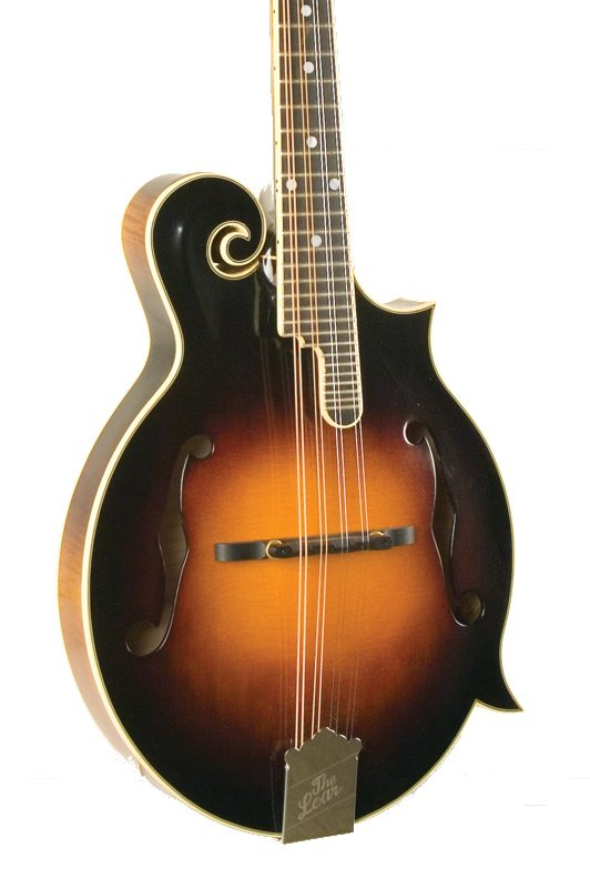 Professional Series Gloss Vintage Sunburst F-Style Mandolin with Hand-Carved Top