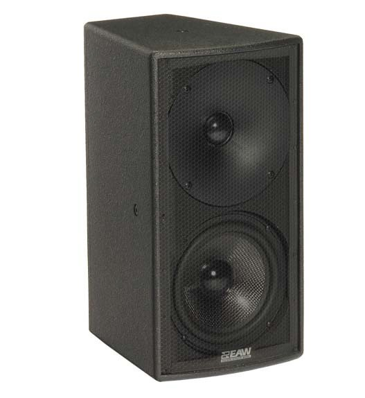 2-Way Full Range 200W Speaker in Black