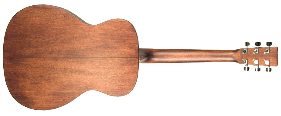 Matte Natural 000-Style Acoustic Guitar with Engelmann Spruce Top