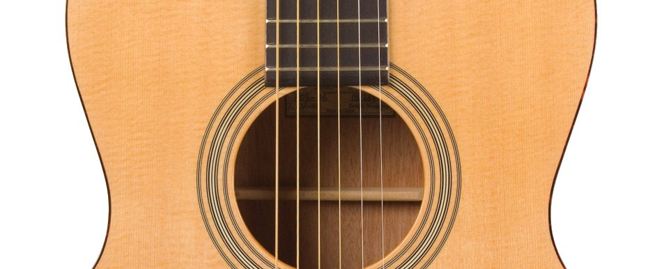 Recording King ROS-06 Gloss Natural 12th-Fret 000-Style Acoustic Guitar with Sitka Spruce Top ROS-06