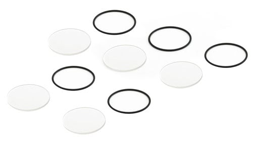 (5) Clear Lens Covers for XD1080 and XD720