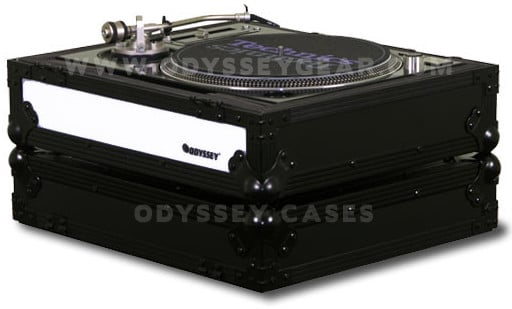 Flight FX Series Standard Position Case for Technics 1200-Style Turntable