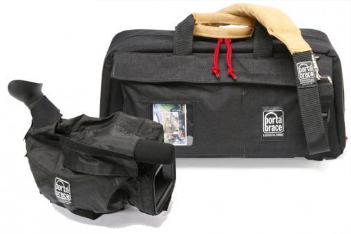 Mini DV Camera Case & Quick Slick Package