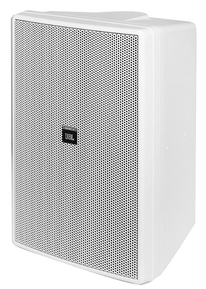 """10"""" 3 Way Loudspeaker in White"""