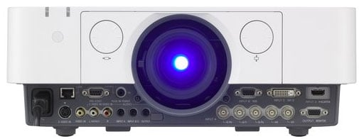3LCD WUXGA Installation Projector in White, 4300 Lumens